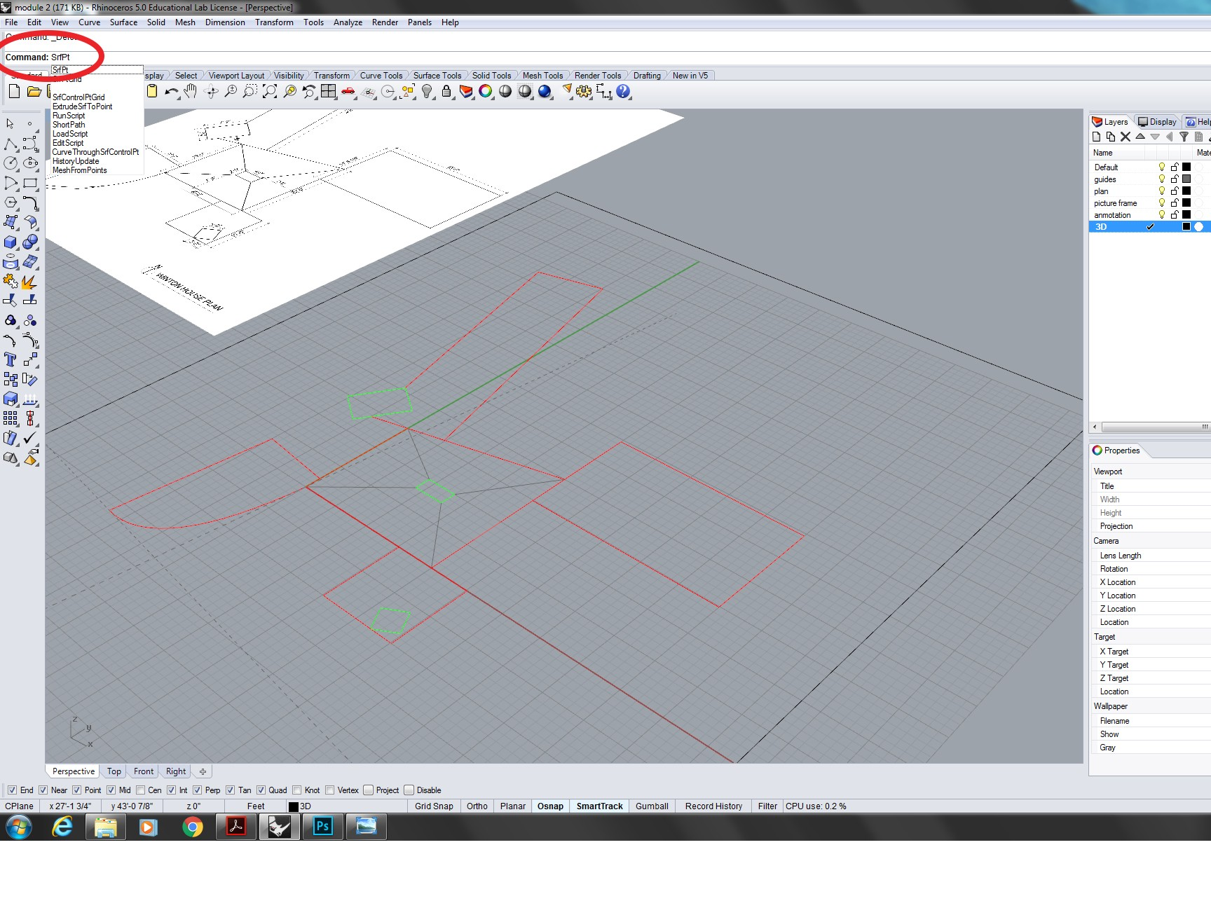Creating and operating 3D solid objects in Rhino - DPro - Medium