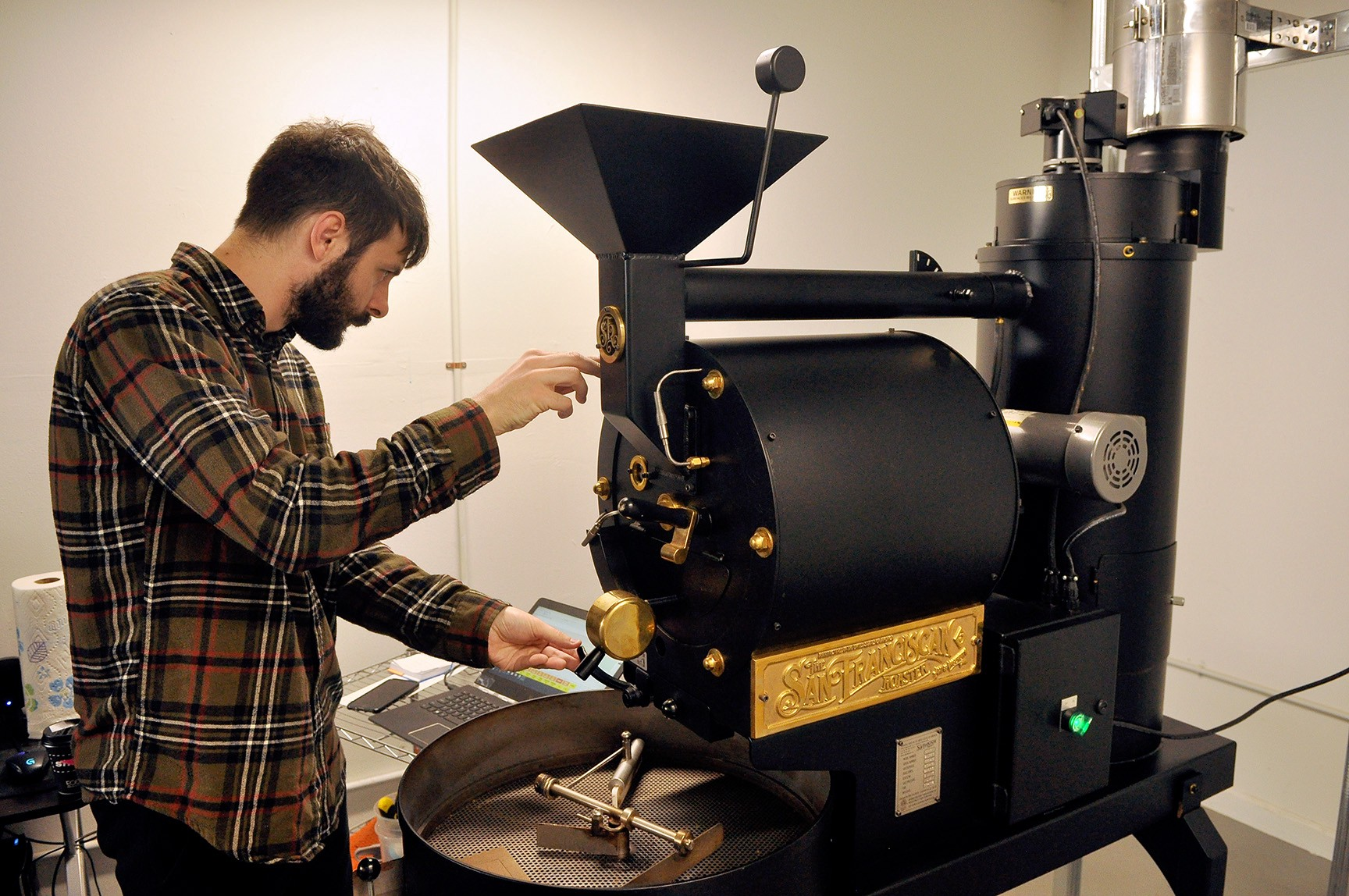 Meet the devoted, diverse, slightly crazy coffee roasters of