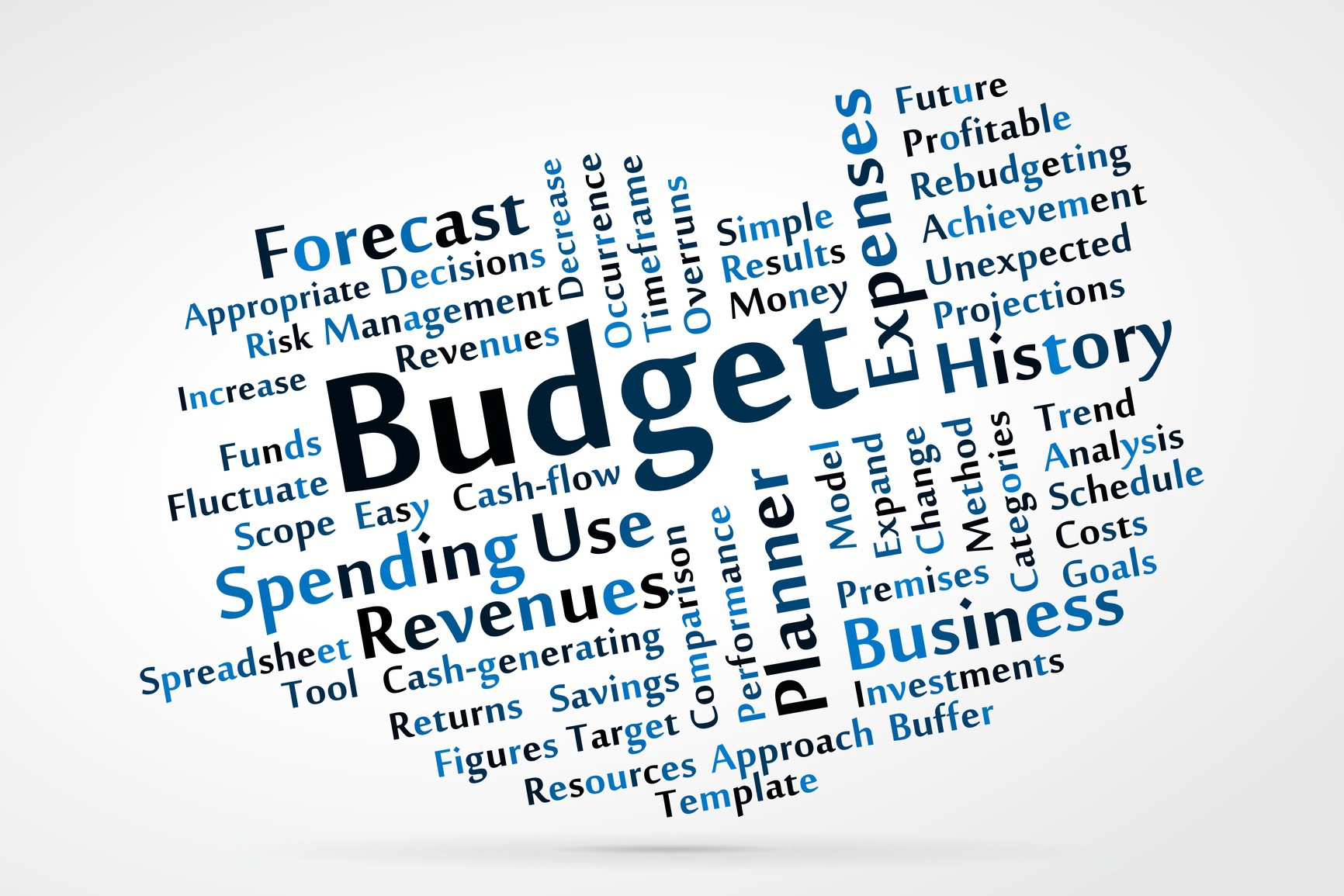 Rand Robison   3 Reasons Why a Budget is important for your