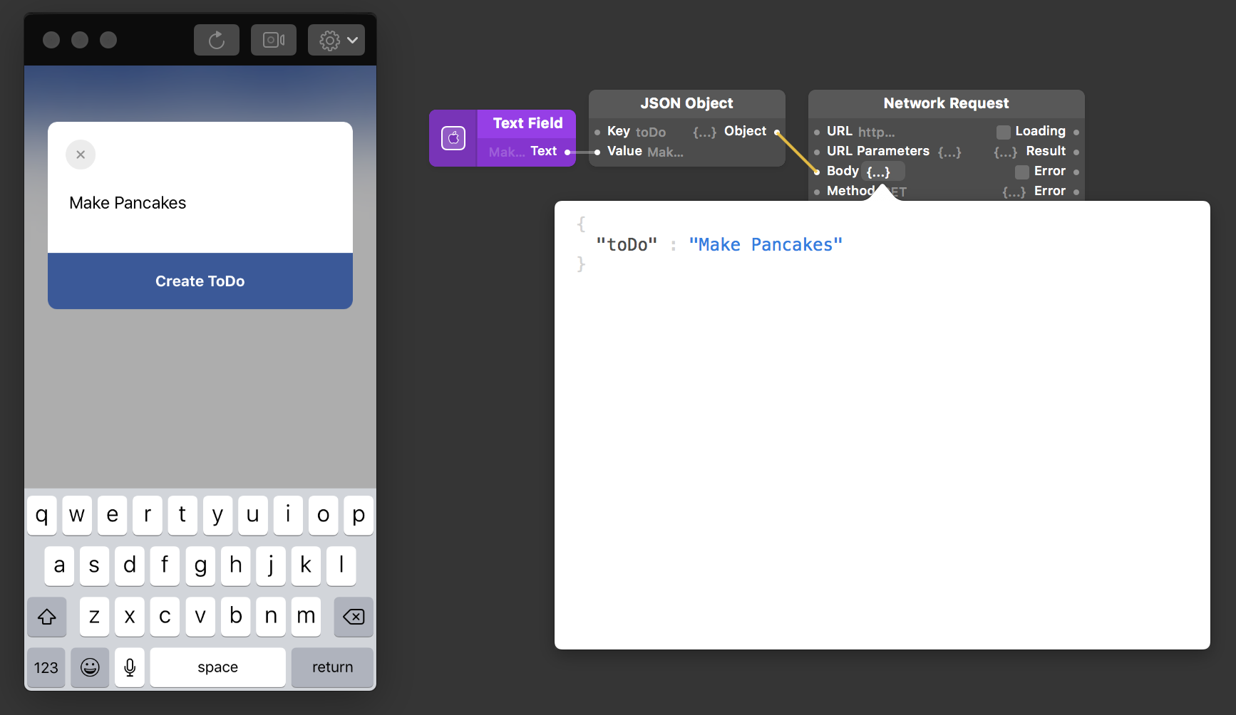 Tutorial: Prototype a Simple To-Do App Using Origami Studio