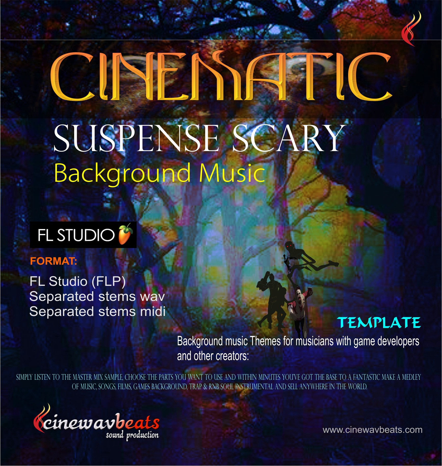 Free Download Cinematic Scary Suspence Background Music By Best Deal Online Usa Medium