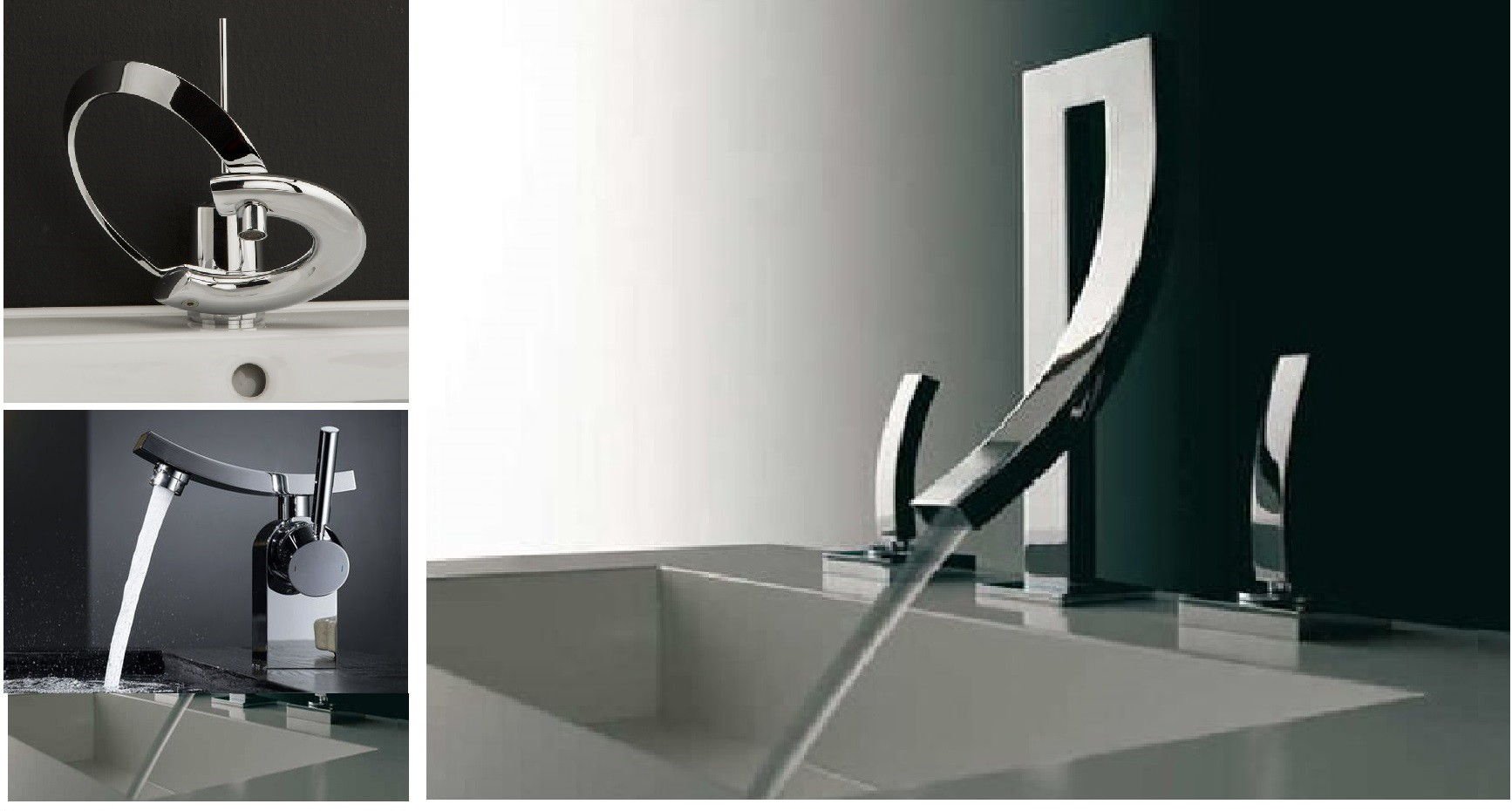Modern Faucets  Bathroom Faucets and Accessories