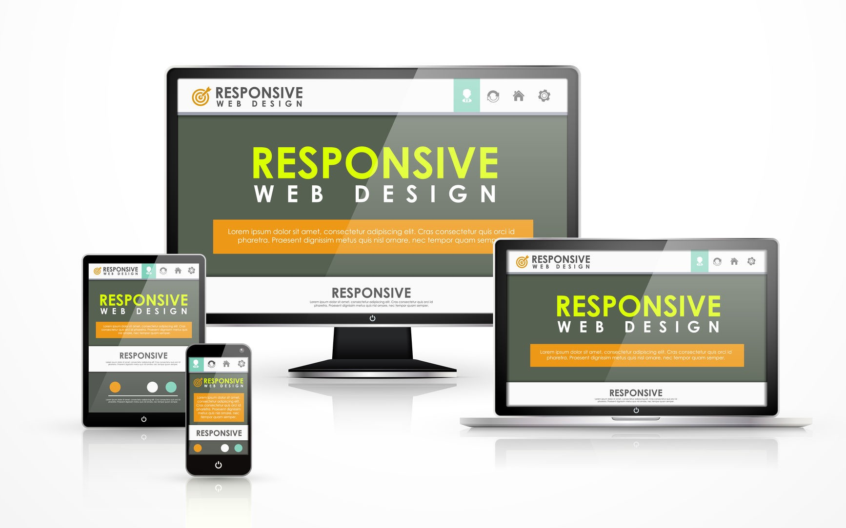 Best Practices Of Responsive Web Design By Bradley Nice Level Up Medium