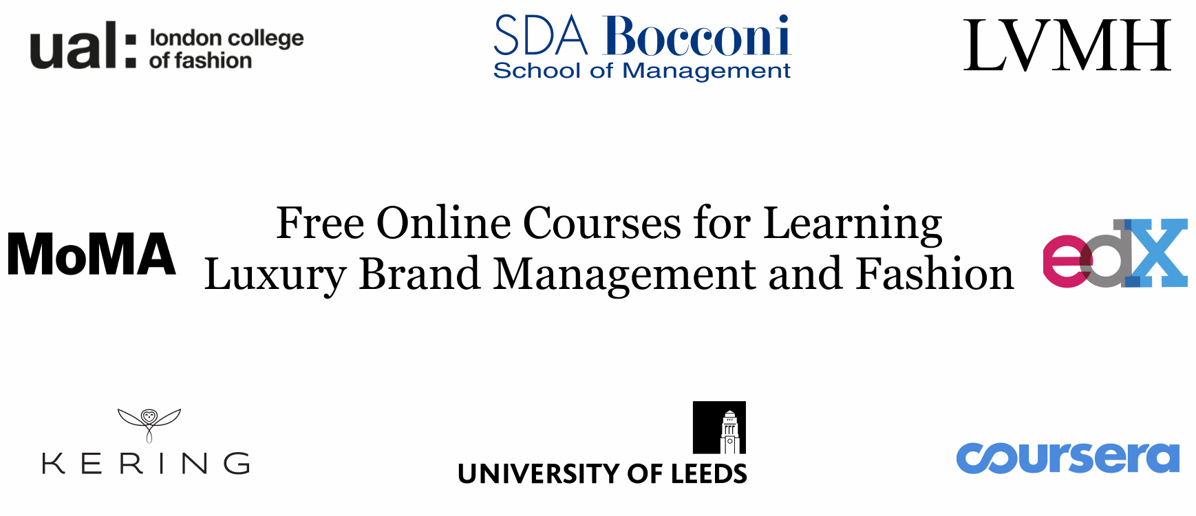 Free Online Courses For Learning About Luxury Brand Management And Fashion By Mitchell Wakefield Medium
