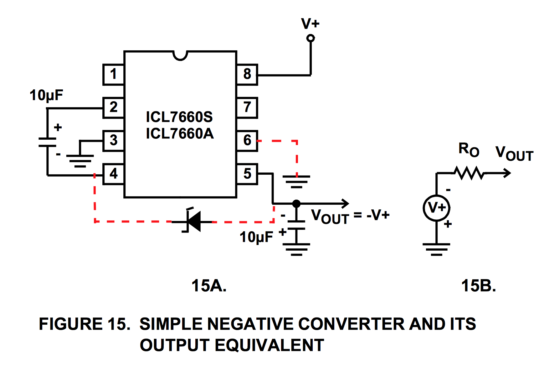 Testing Shunt Regulator Schematic Diagram Showing All The Components