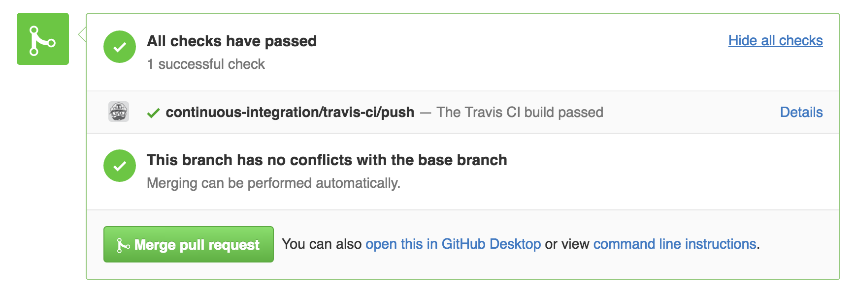 iOS: Continuous Integration with Travis CI and Fastlane