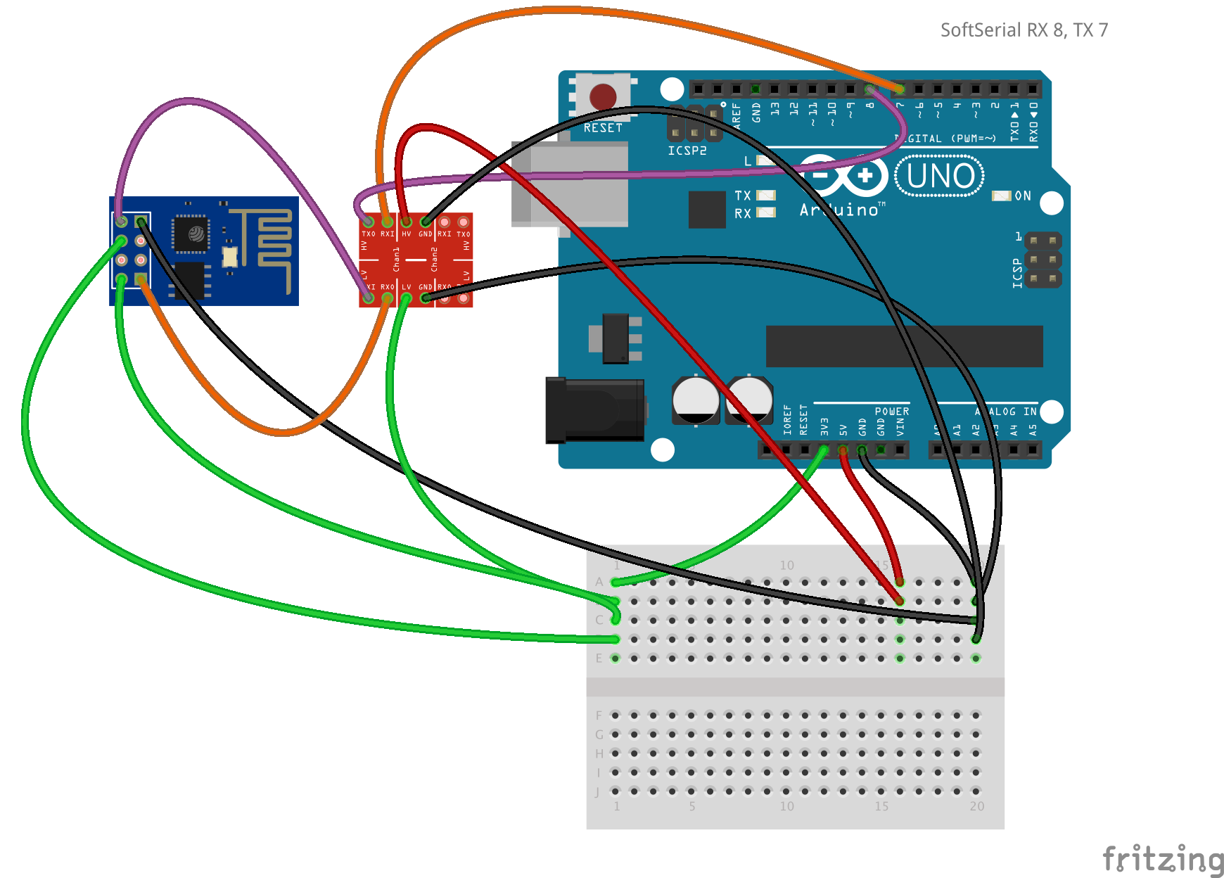 Getting Started with the ESP8266 and Arduino - Andrew Rapp