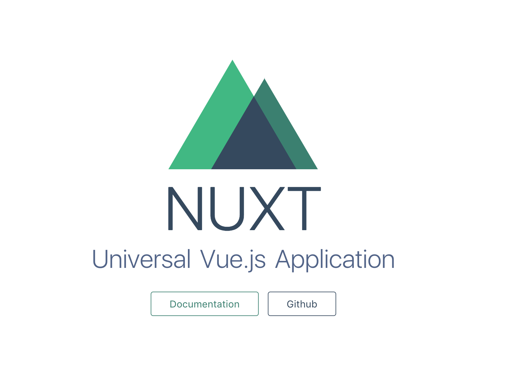 Building a Personal Site with Nuxt js - codeburst