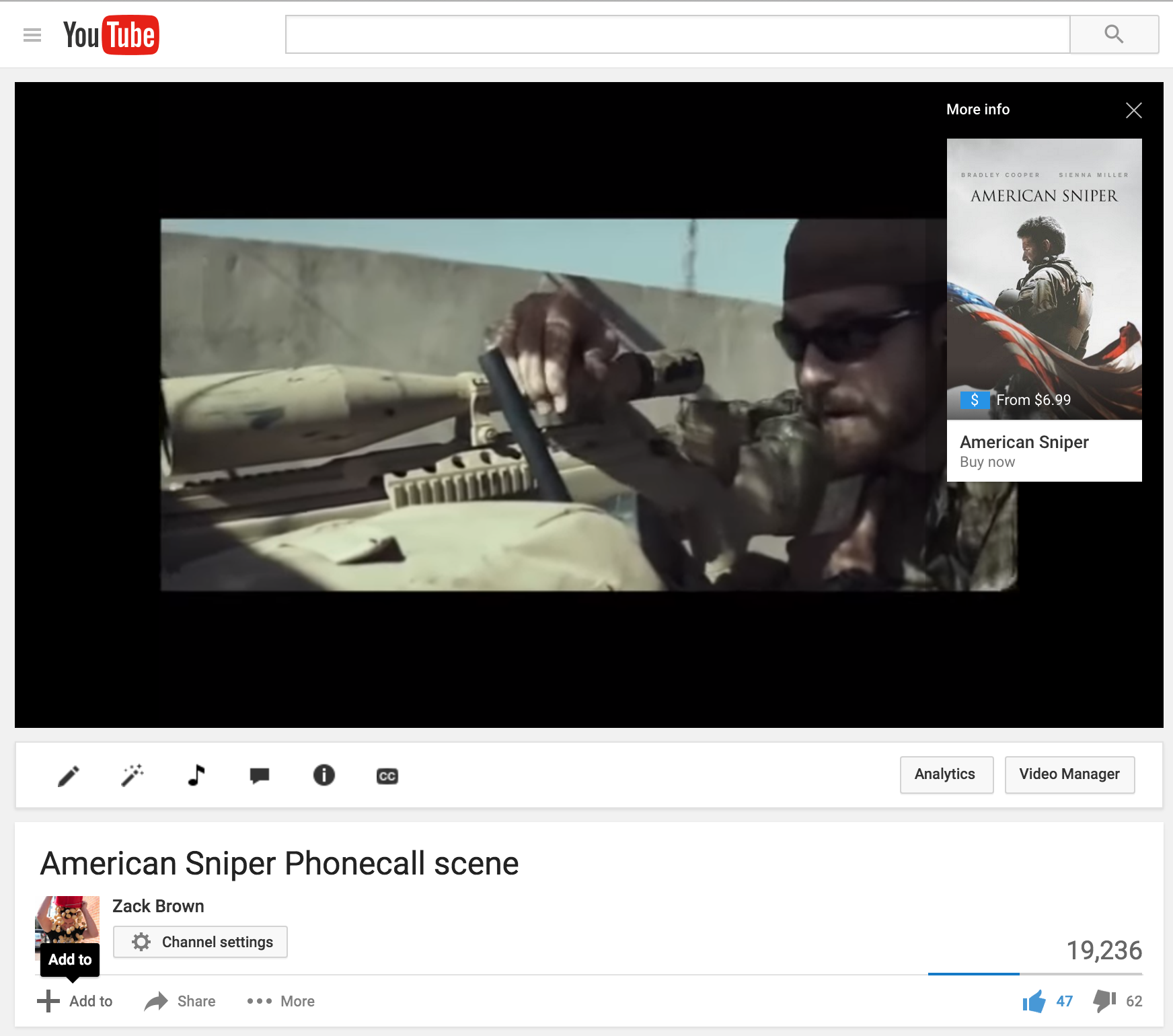 Business Insider Just Used My Badly Edited 'American Sniper