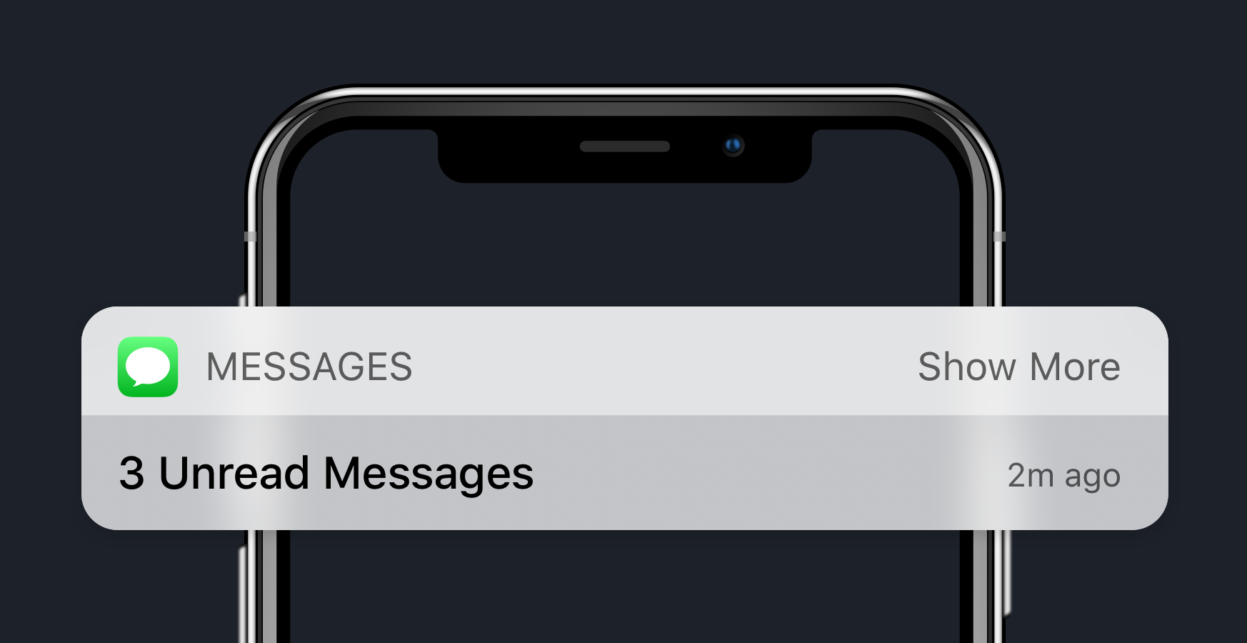 Designing a better notification experience for iOS - UX
