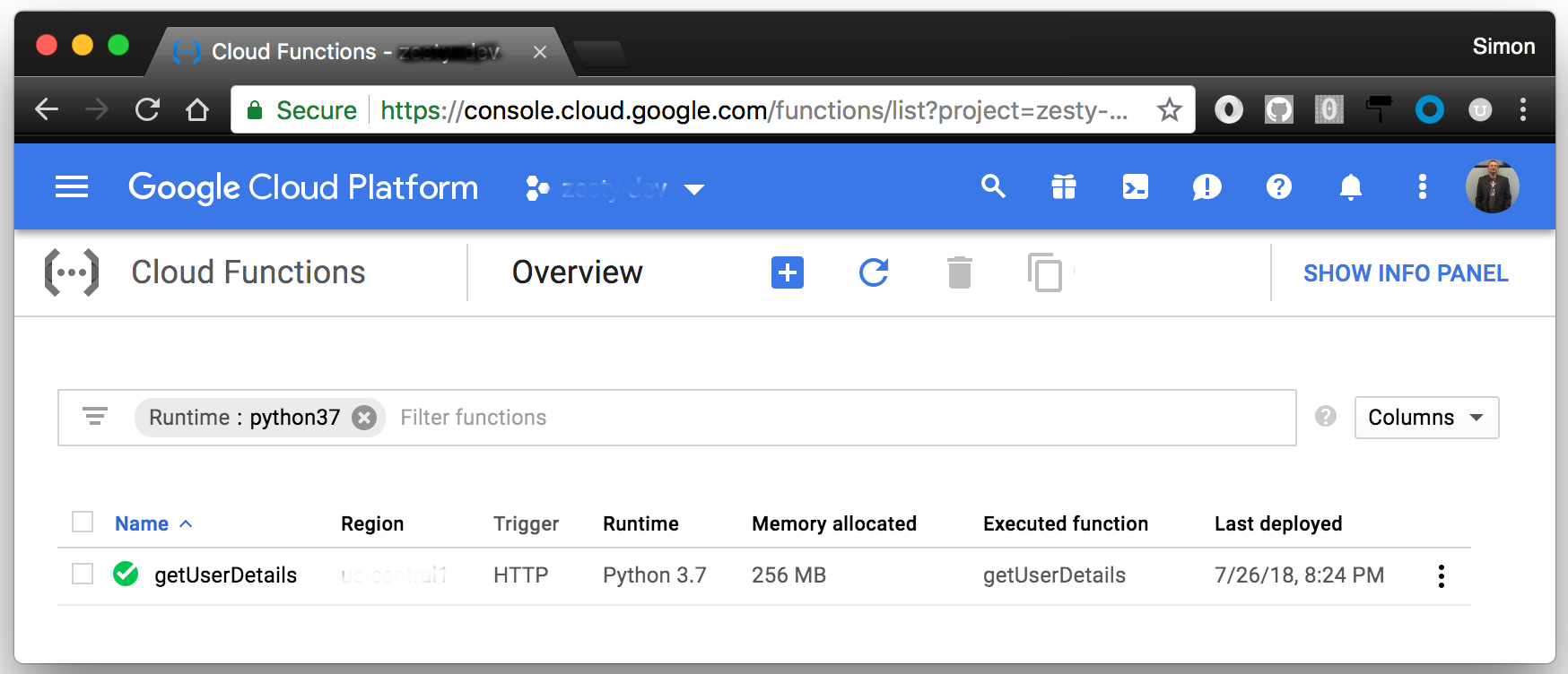 Writing Google Cloud Functions with Python 3 - ITNEXT