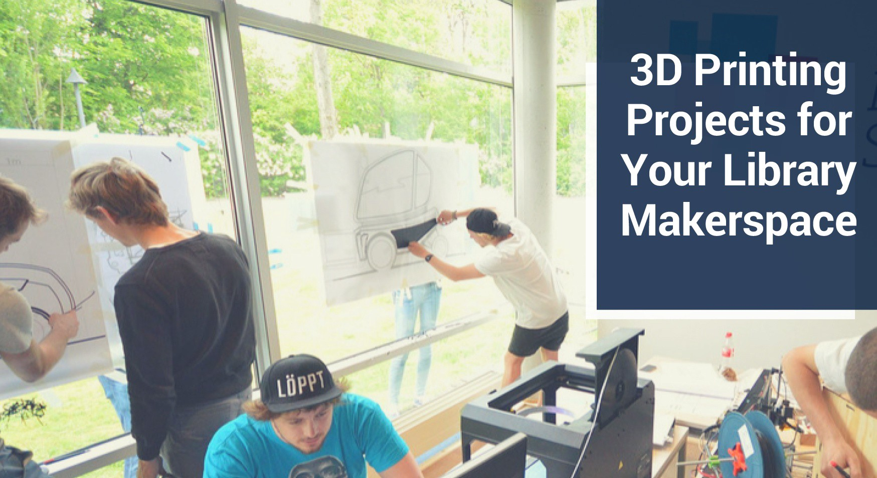 Innovation And Social Action 3d Printing Project Ideas For Your Library Makerspace By Type A Machines Medium