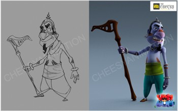 8 Steps To Getting A Cartoon Animation Series Produced By 3d Corporate Solutions Medium