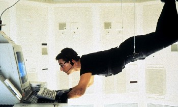 Tom Cruise trying to do machine learning without Vaex. (Copyright: Paramount Pictures)