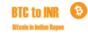 1btc To Inr Bitcoin Price In India For