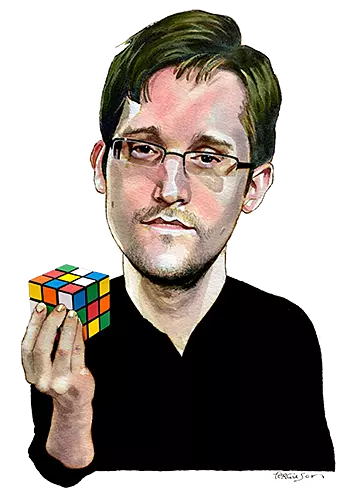Lunch with the FT: Edward Snowden - Financial Times - Medium