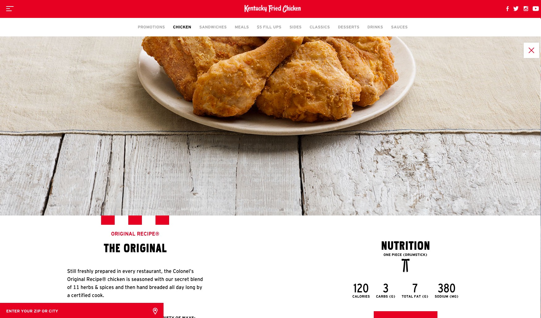 Restaurant websites that are clickin' awesome - ART + marketing