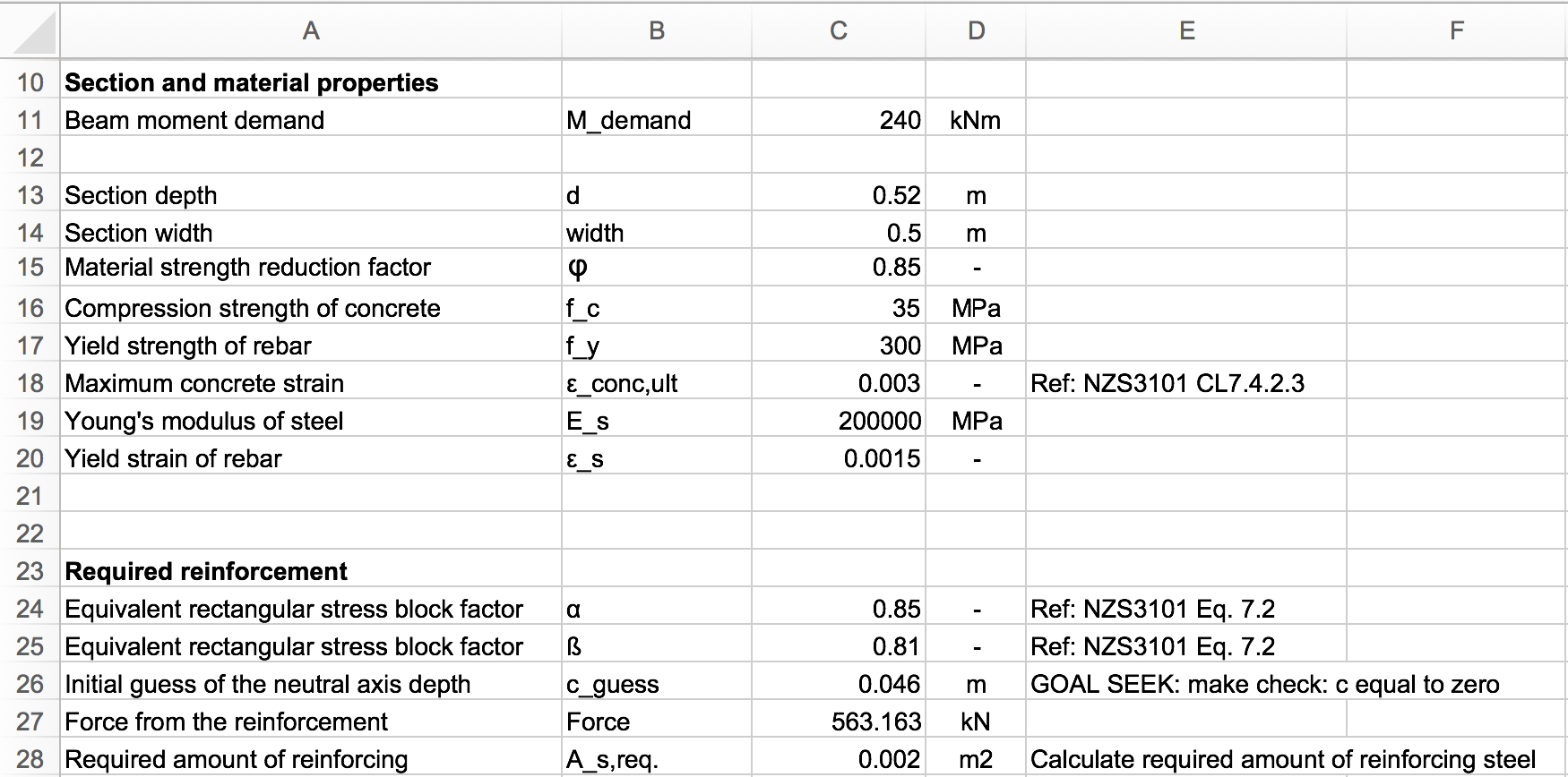 The Do's and Don'ts of Engineering Spreadsheets - Maxim