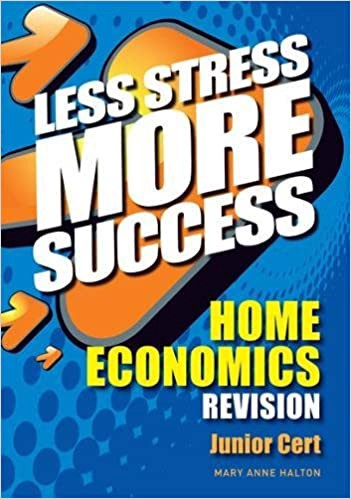Read Pdf Home Economics Revision Junior Cert Less Stress More Success For Any Device By Juqyirtaya Mar 2021 Medium