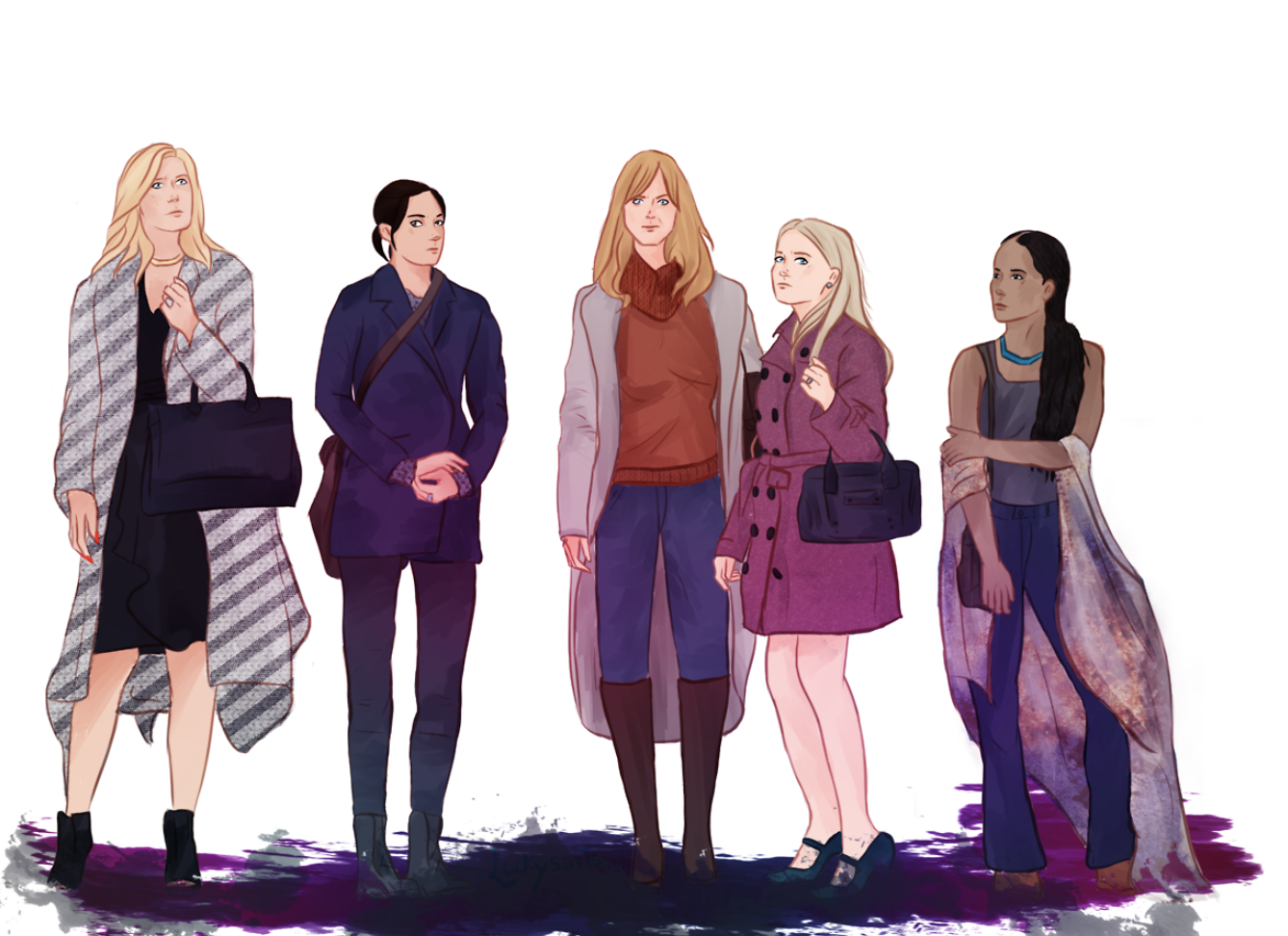 The Small, Huge Truths of Big Little Lies - smallhugetruths