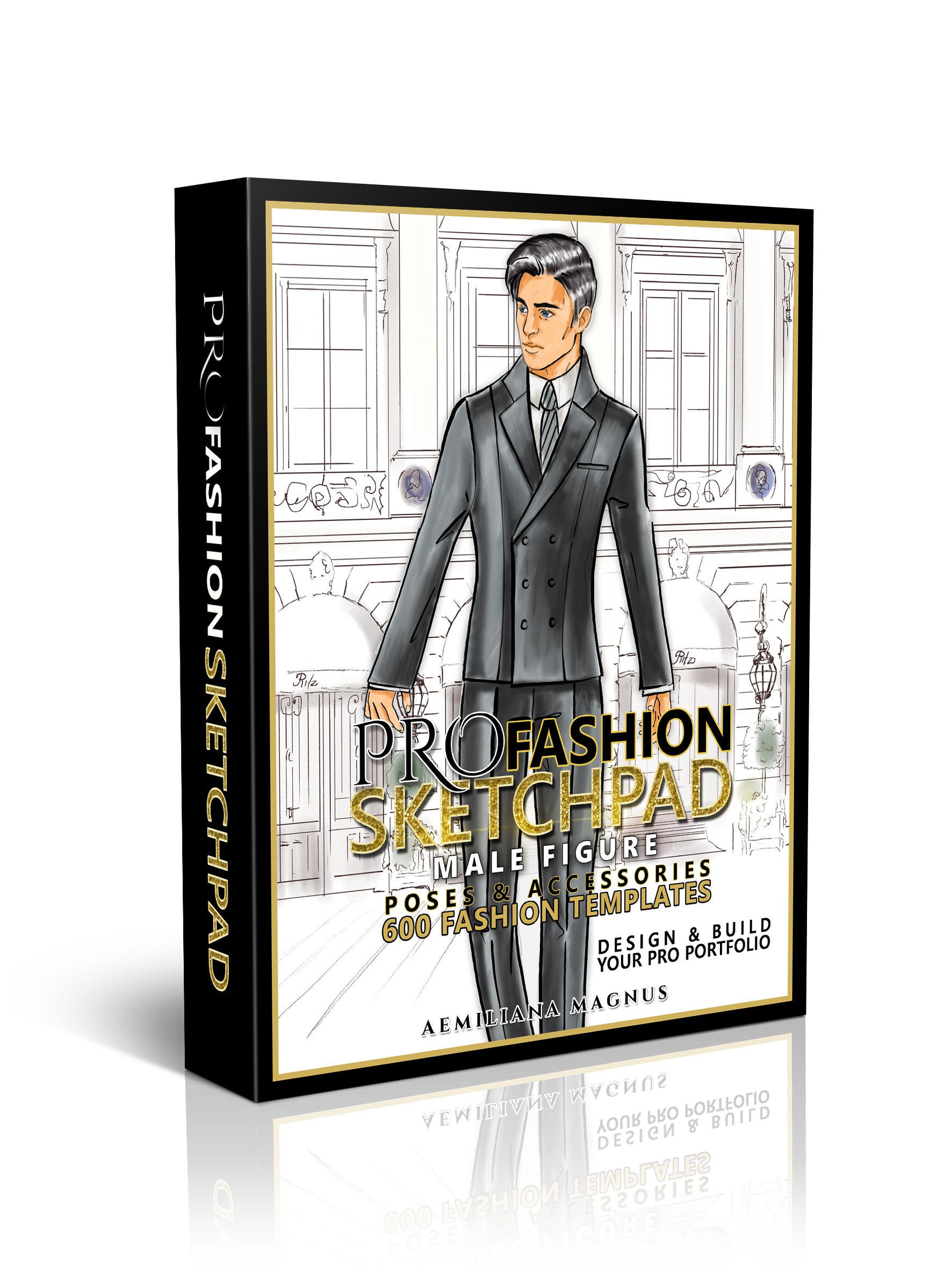 How To Draw 600 Fashion Design Sketches With One Fashion Sketchbook By Pro Fashion Sketchpad Fashion Sketchbooks Medium