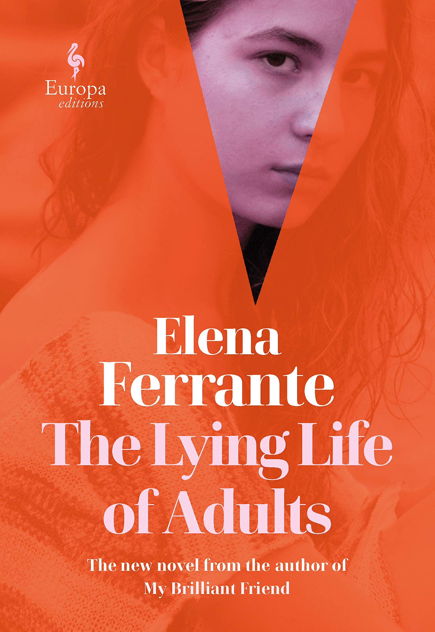 Cover The Lying Life of Adults by Elena Ferrante