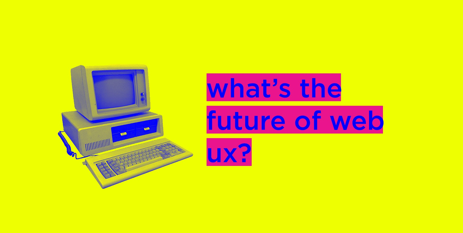 Brutalist Web Design Minimalist Web Design And The Future Of Web Ux By Pascal Potvin Medium