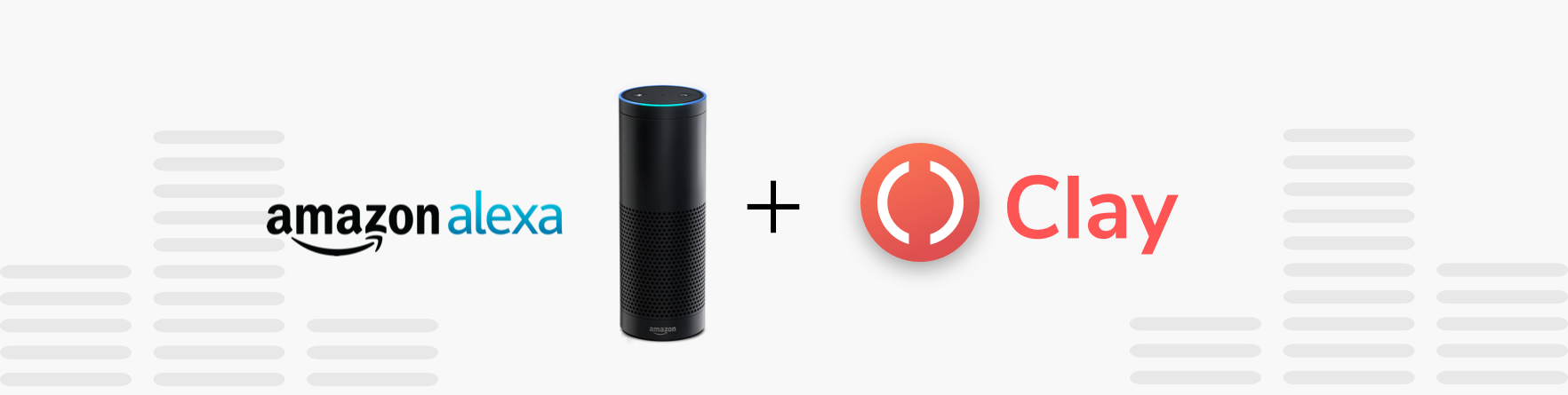 Code Your First Alexa Skill in 30-ish Seconds (Using Clay