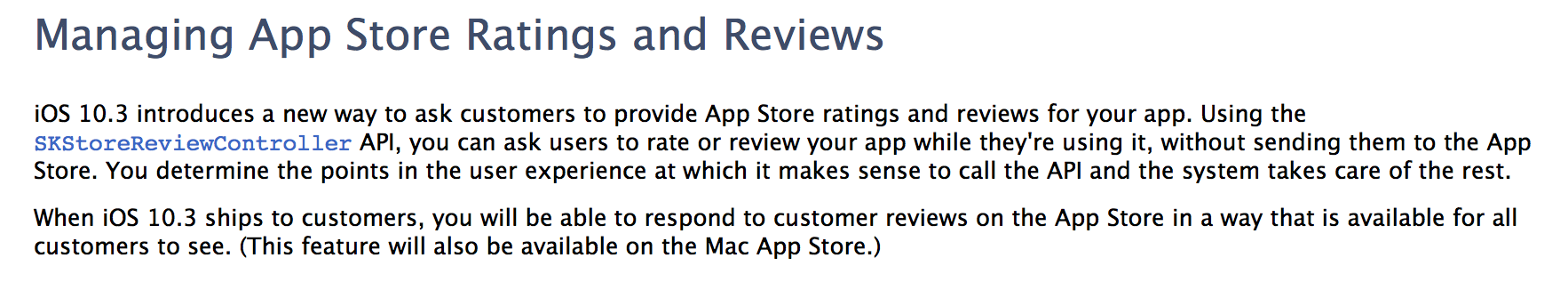 Apple Is Allowing App Store Review Replies — Here's The What