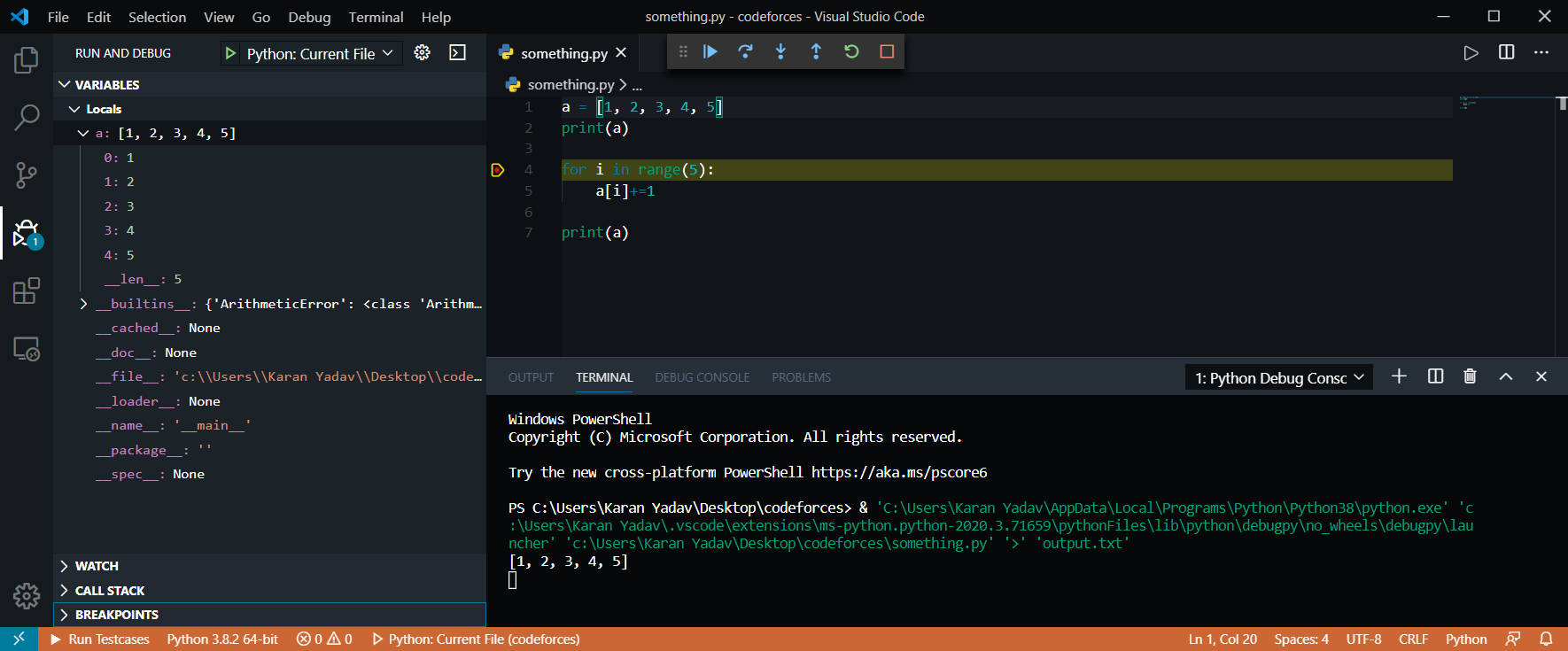 Ultimate Competitive Programming Setup For Vscode With C C And Python By Karan Yadav Big Data Center Of Excellence Medium