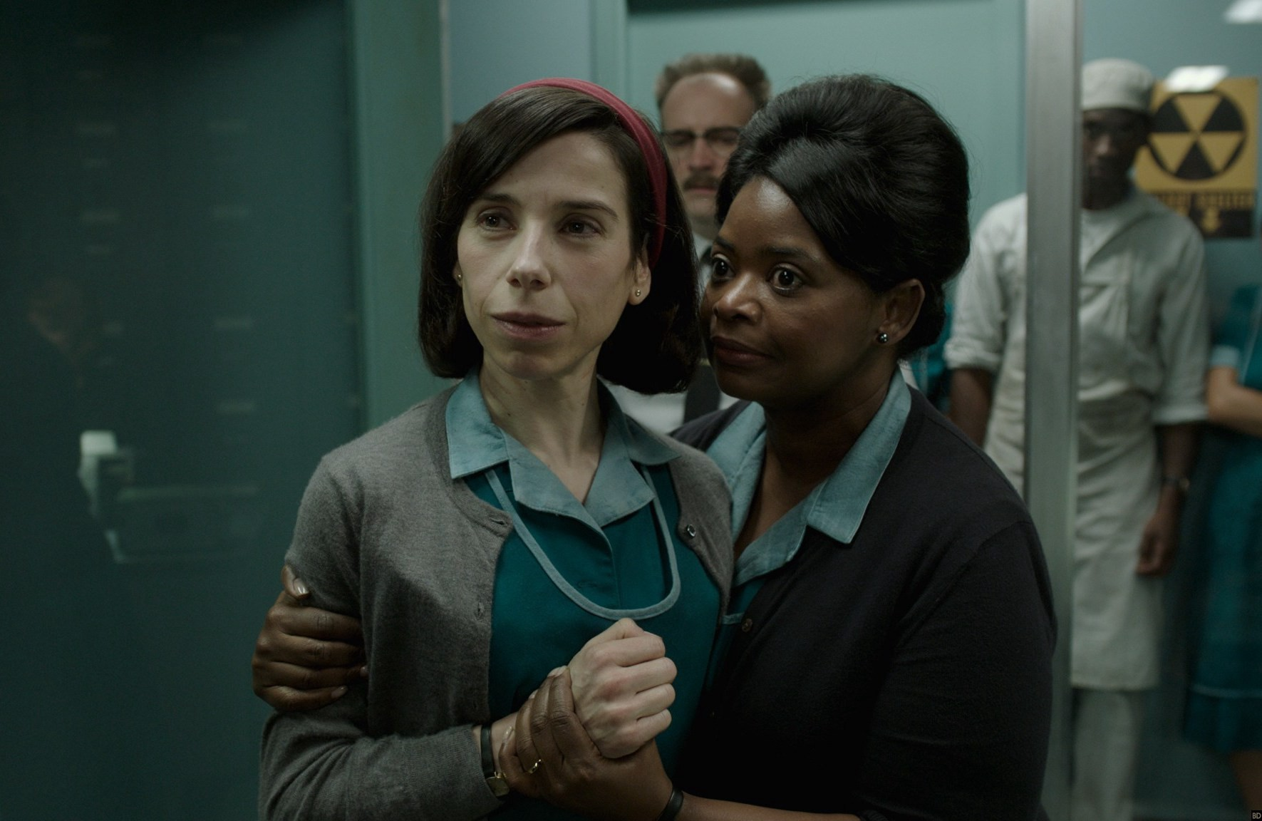 The Shape Of Water Fulfills Every Desire Cinapse