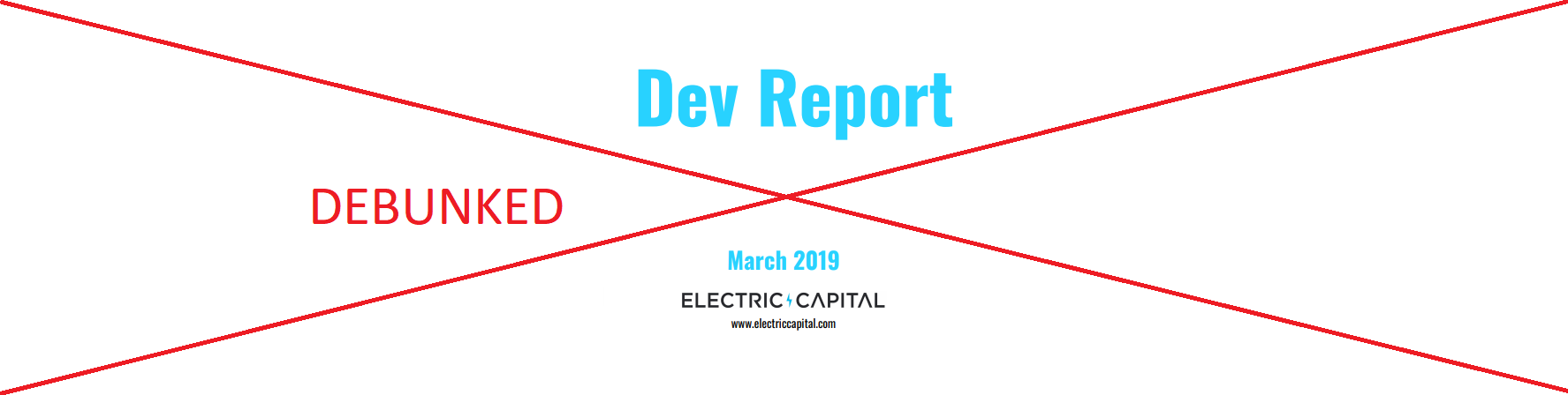 Defeating the FUD: Electric Capital report on Litecoin