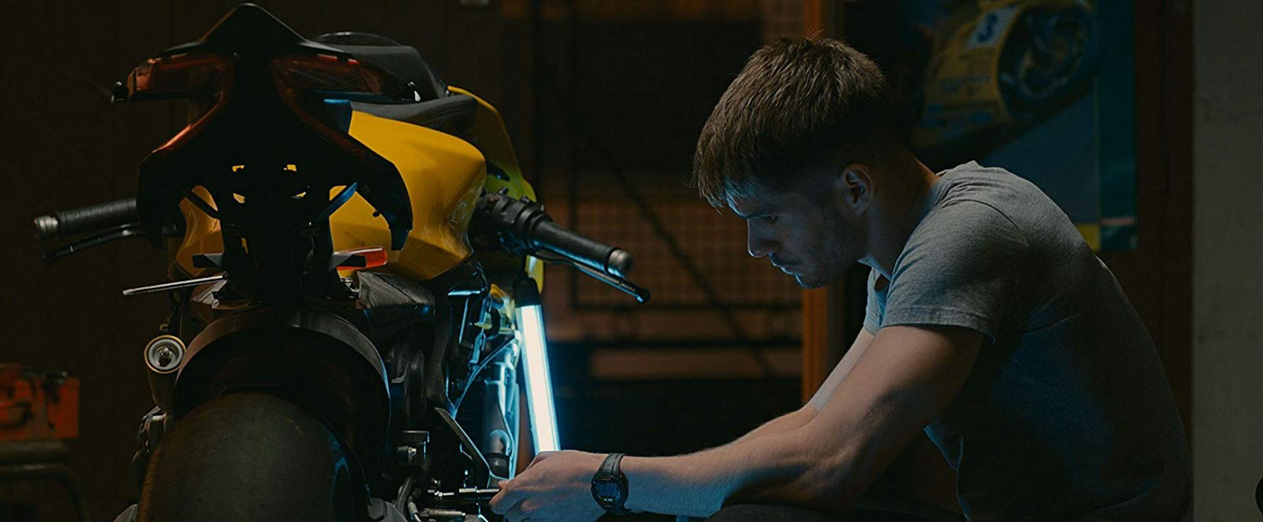 REVIEW | Burn Out (2017) - Movie Time Guru