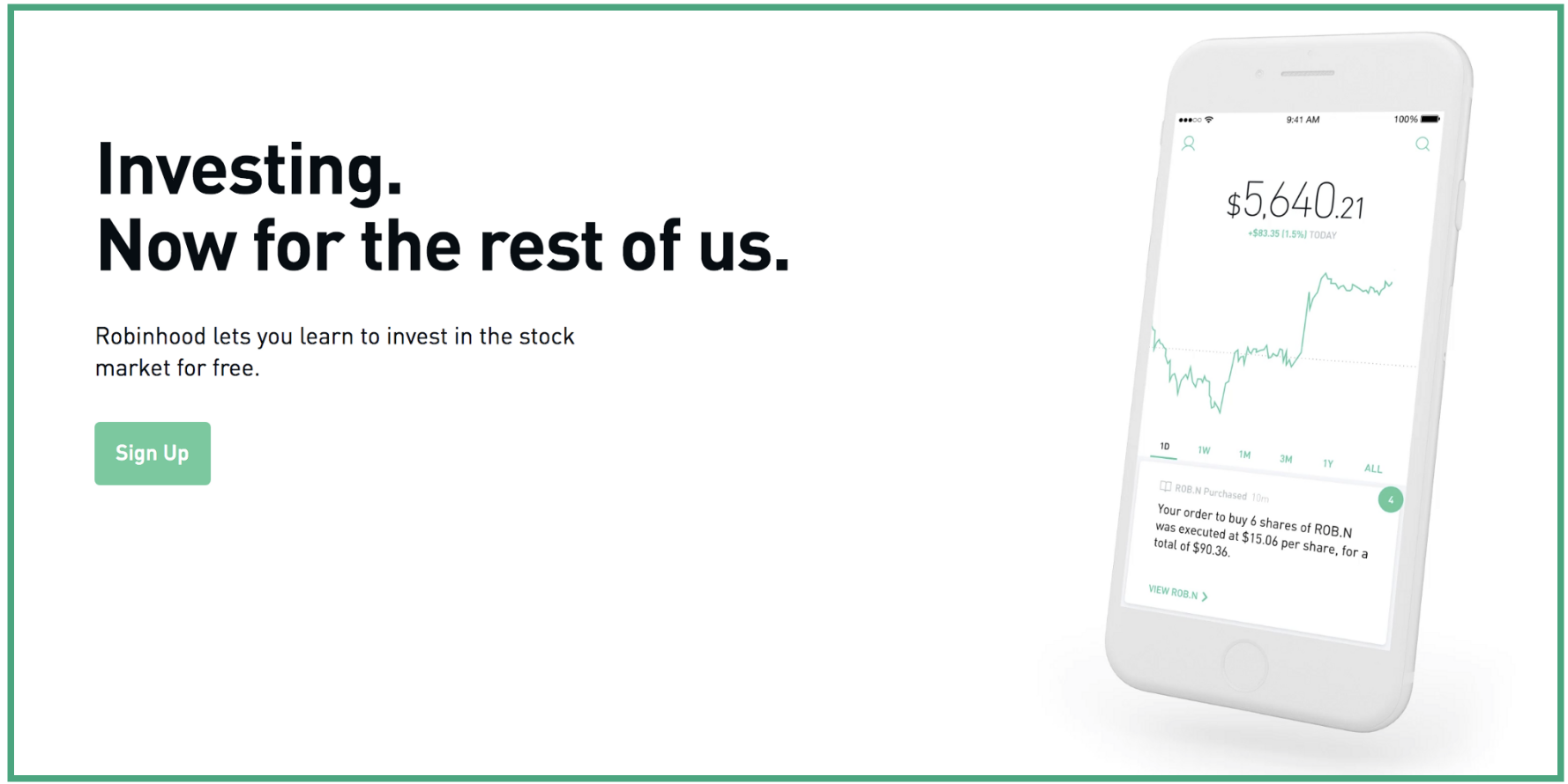 My Two Cents: A Robinhood Growth Analysis - ProductCoalition com