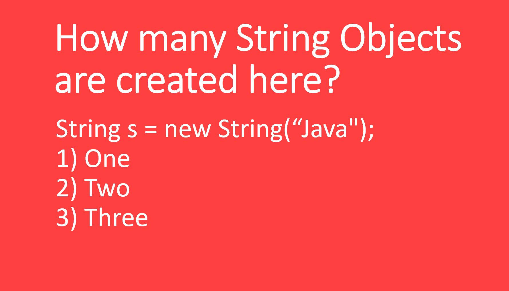Top 50 Java Interview Questions For Beginners And Junior Developers By Javinpaul Codeburst