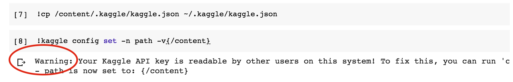 Setting Up Kaggle in Google Colab - Towards Data Science