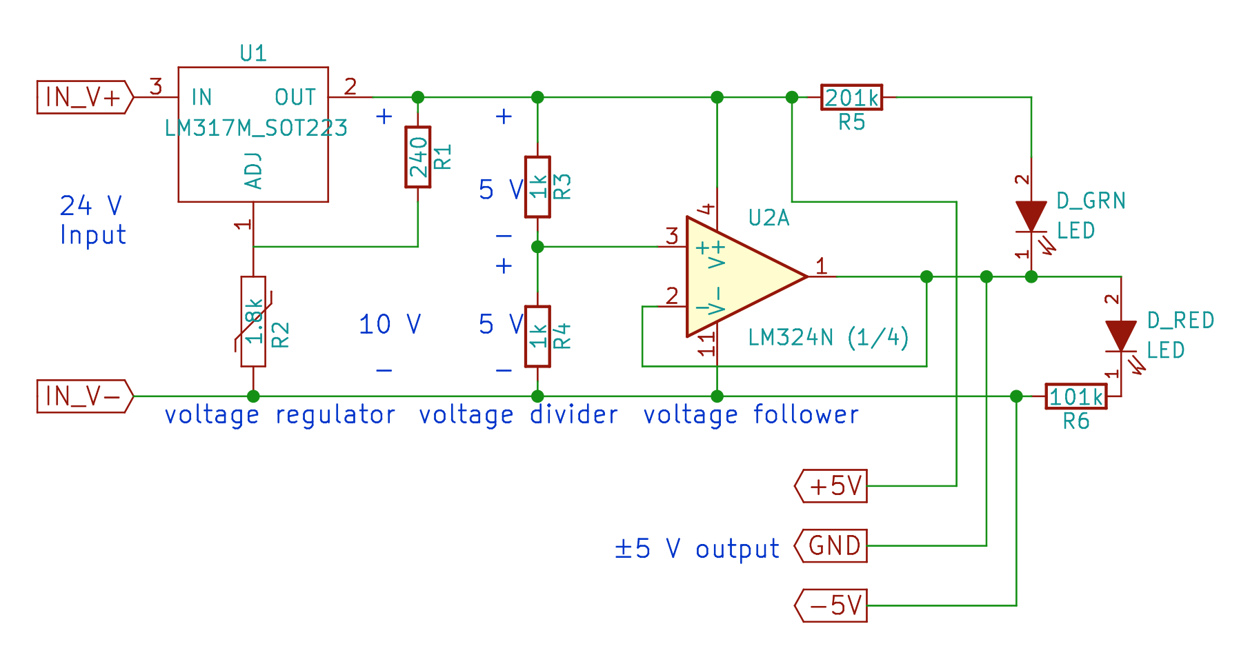 Here Is A Wiring Diagram For The Board