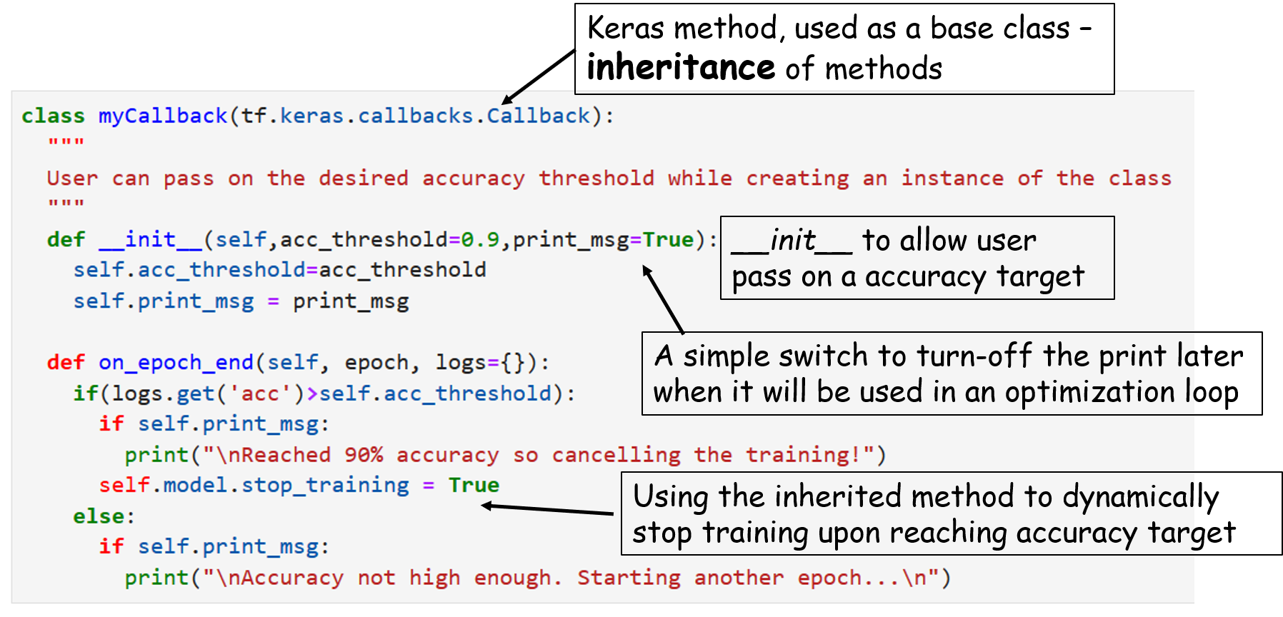 How a simple mix of object-oriented programming can sharpen