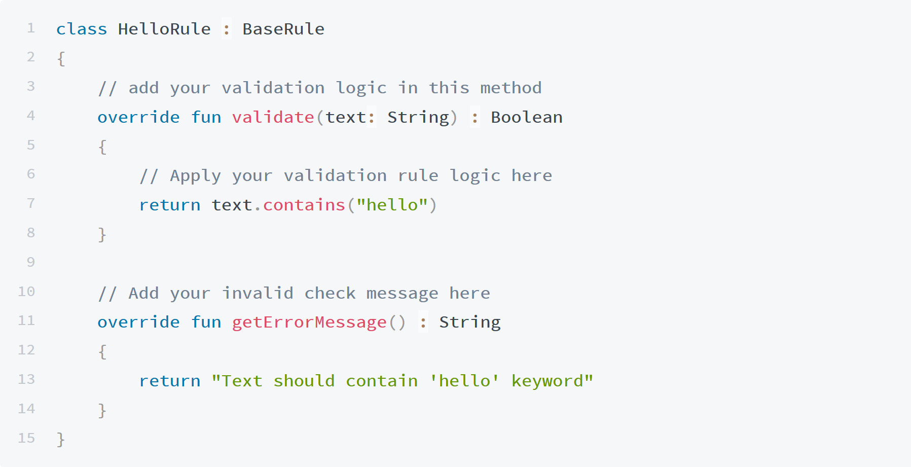 Quickly & Easily Validating Your Text with Easy Validation