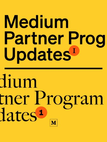 Partner Program Updates
