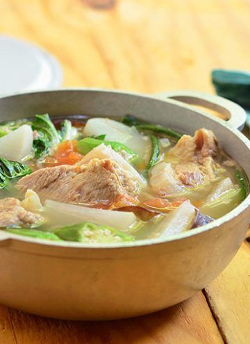 The Taste Of Flavor Sinigang Na Baboy By Ebeth Ronaldo Crave Foods Medium