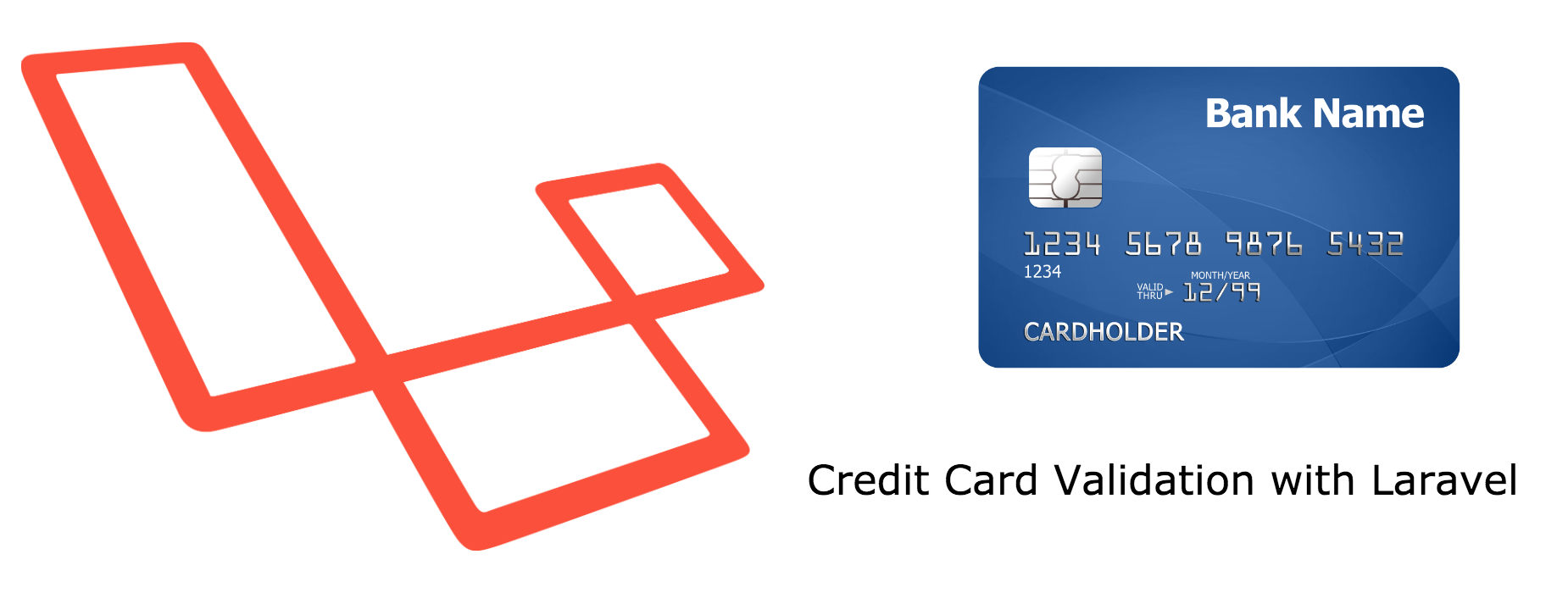 Laravel 4: Credit card validation with Luhn Algorithm