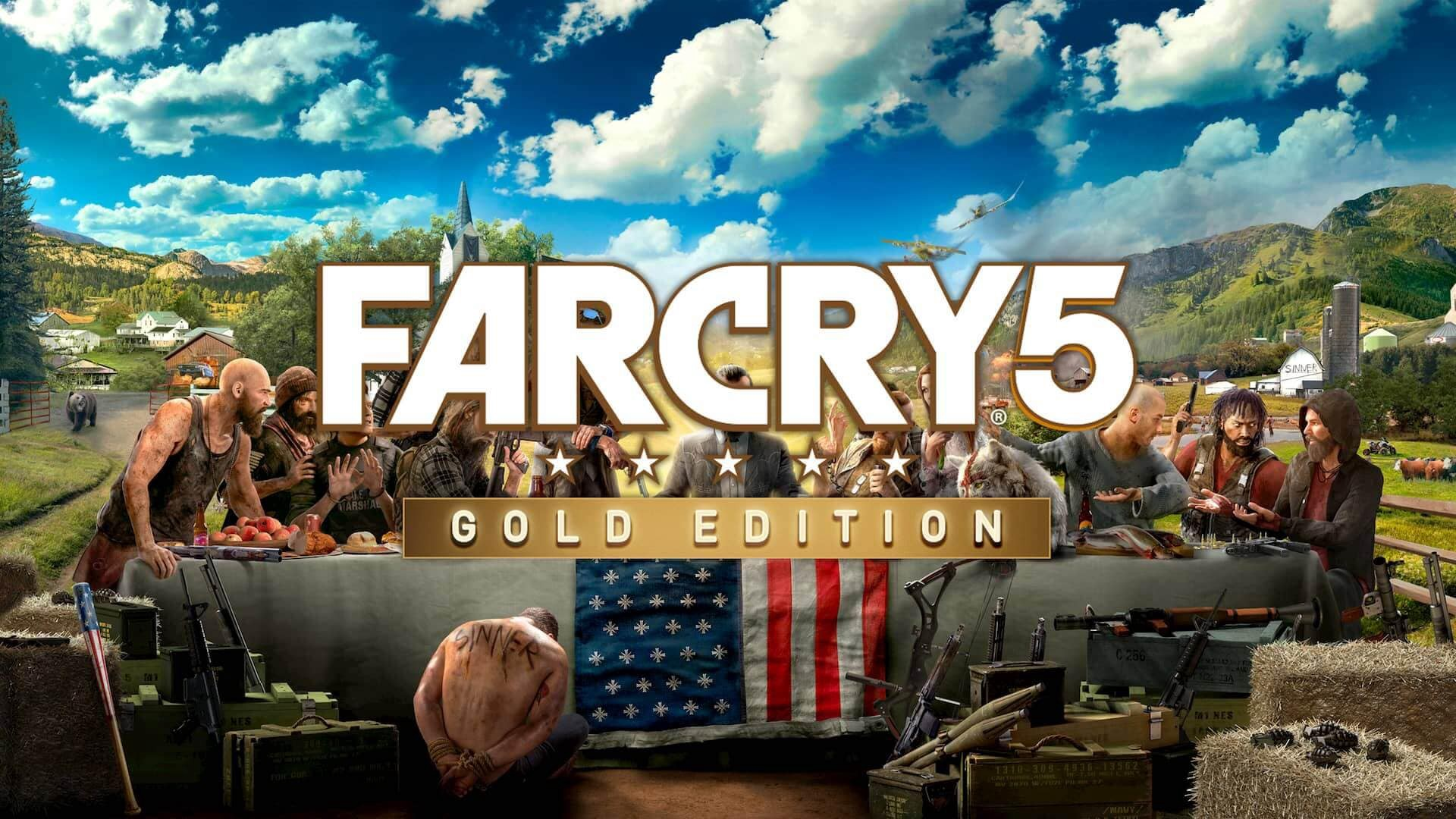 Free Download Game Far Cry 5 Full Version By Taa Taa Medium
