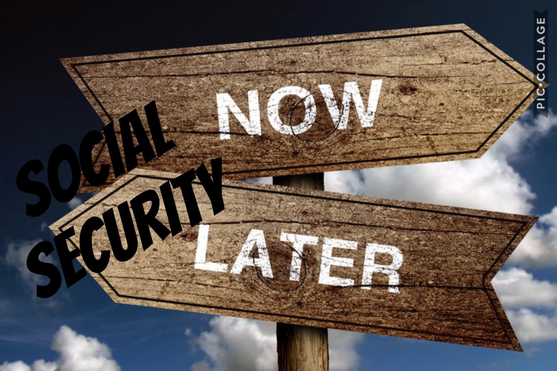 The Best Age to Collect Social Security Benefits: Waiting