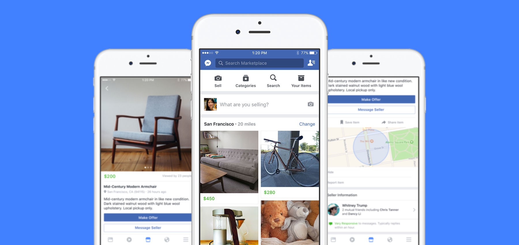 Facebook Marketplace: A real rival to eBay? - Isobar Global
