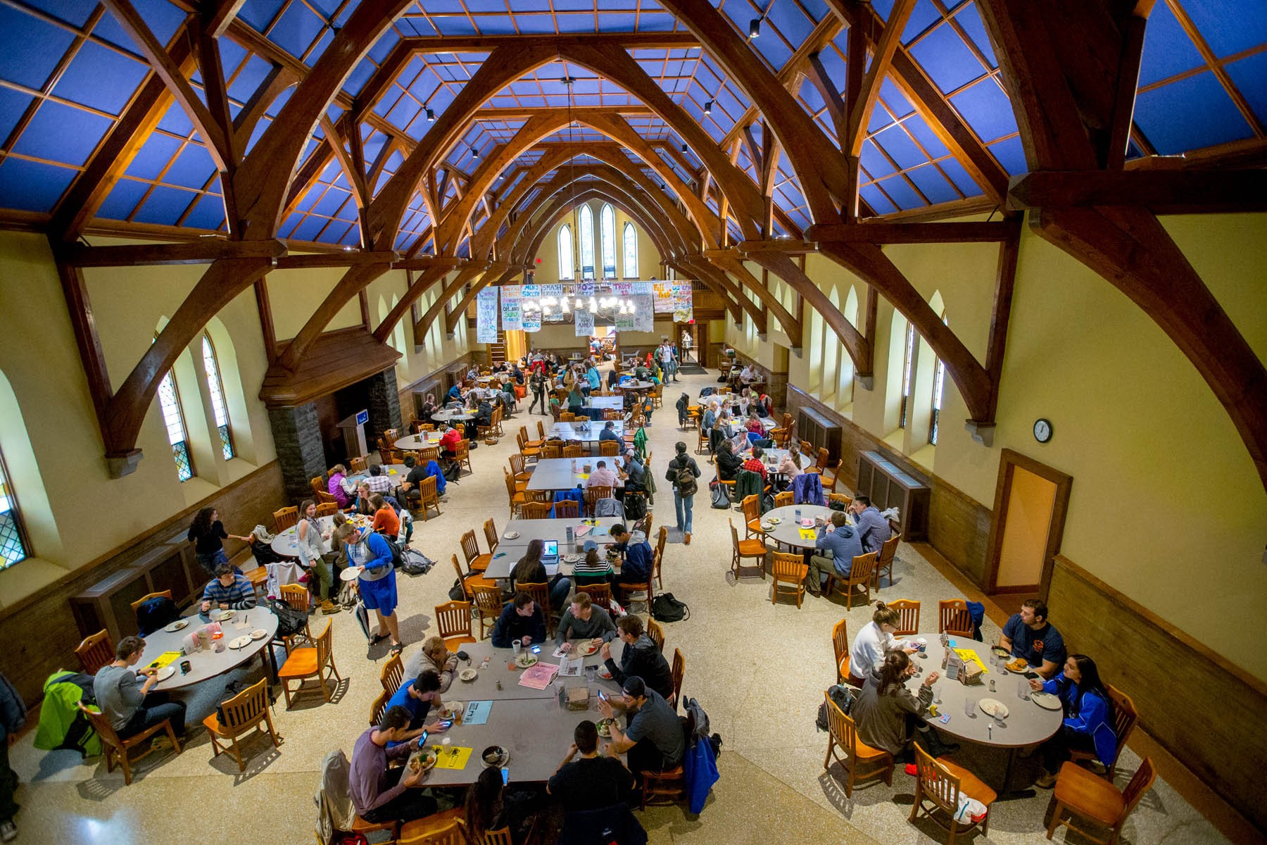 Top 5 Campus Dining Hall Meals By Cliff Musial 21 Staff Writer By The Spectator The Spectator