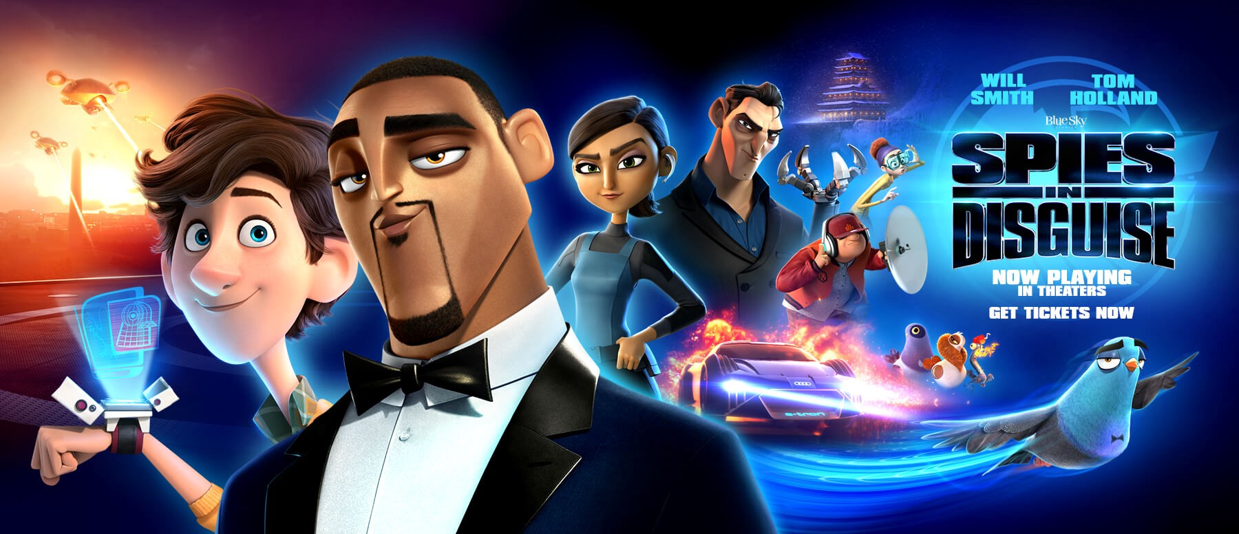Spies In Disguise 2019 Full Streaming Download By Memem Becex Medium