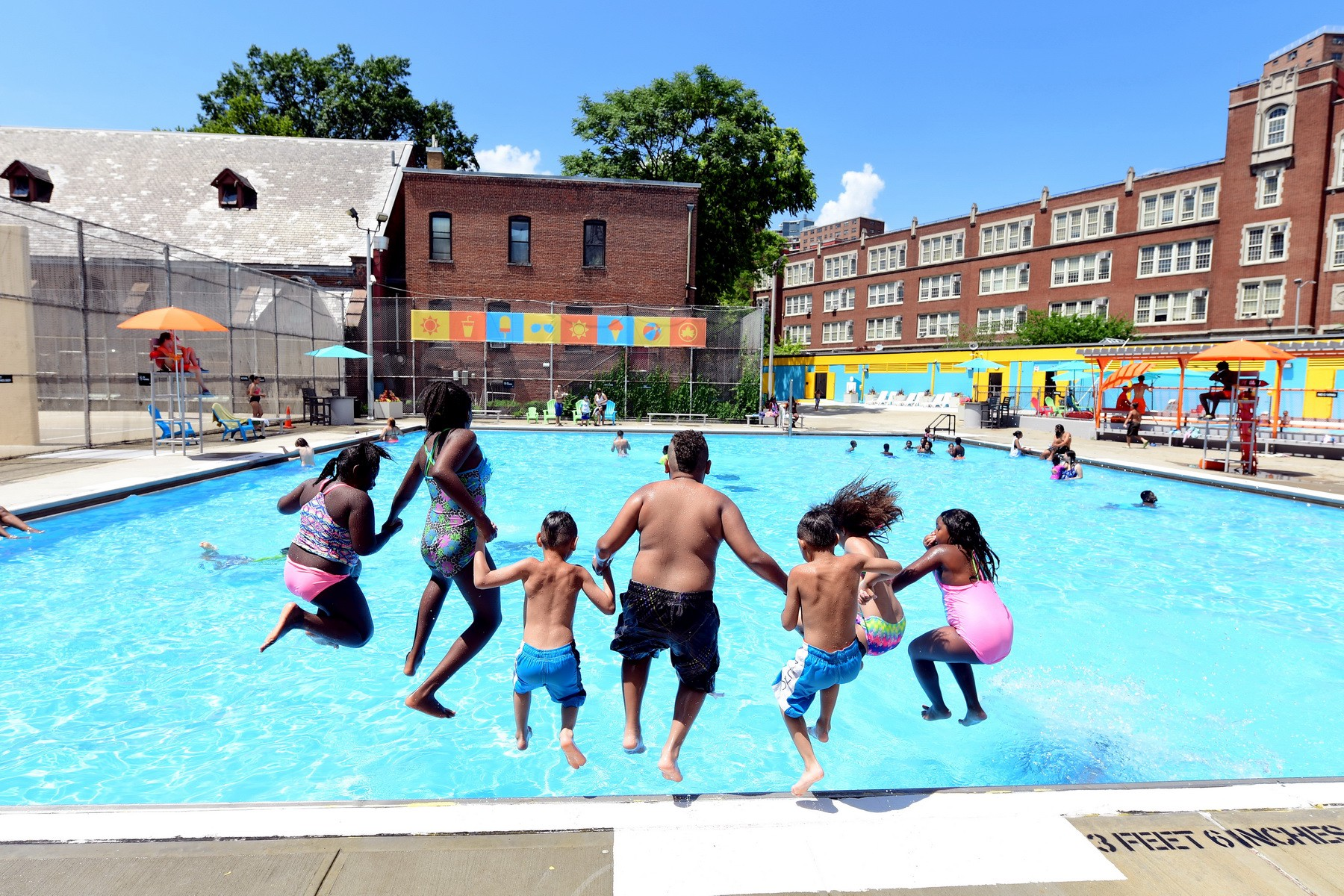 Cool Places to Cool Off: Realizing the Potential of Public Pools