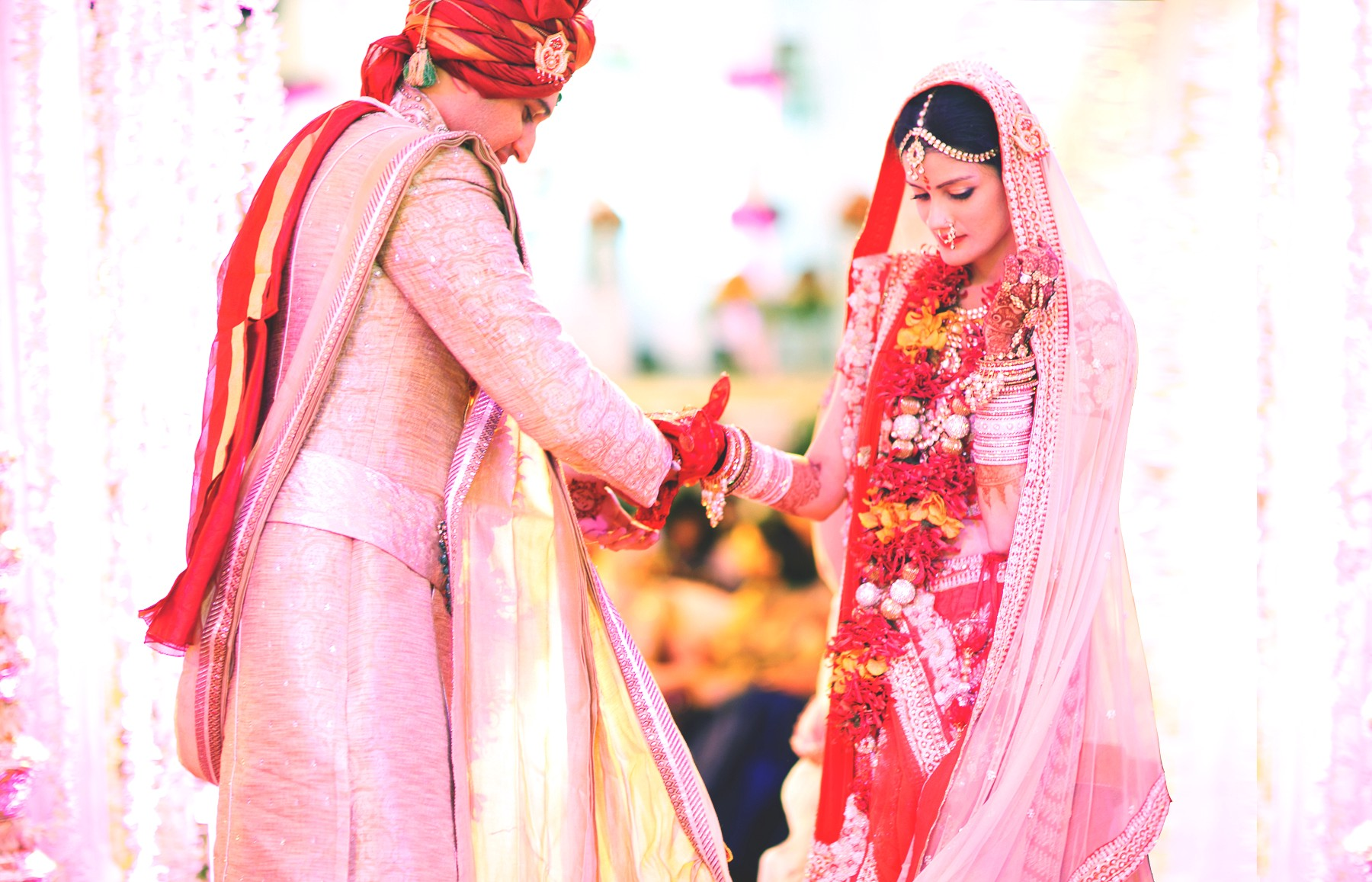10 Tips On How To Survive A Traditional Indian Wedding Even