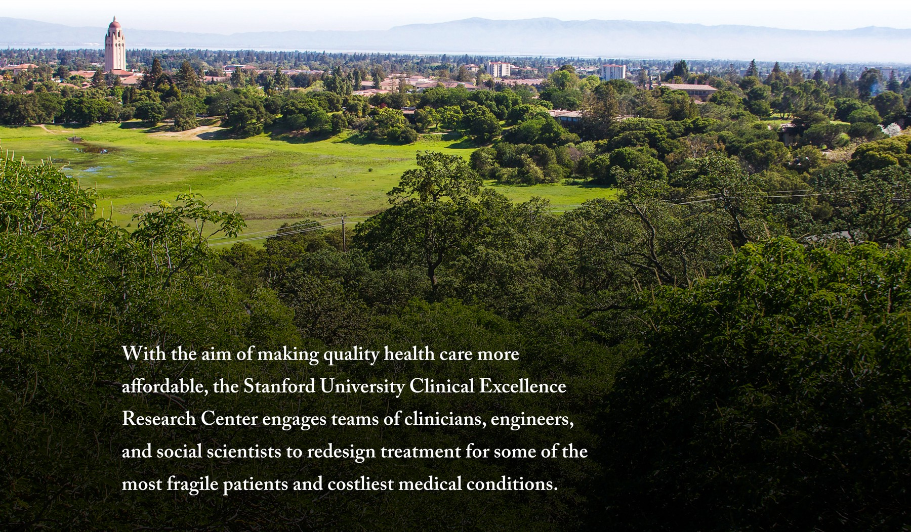 Designing More Affordable and Effective Health Care